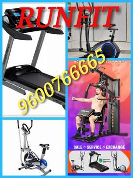 Runfit Best offer on treadmill for your body fitness