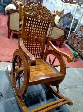 Brand new Rocking chair at Unbelievable rates 7499/-