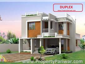 Duplex House For Sale in Gated Colony in Modipuram Pallavpuram Meerut