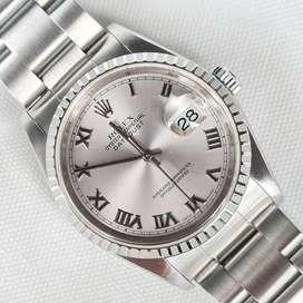 Rolex Datejust 16220 ORIGINAL Good Condition