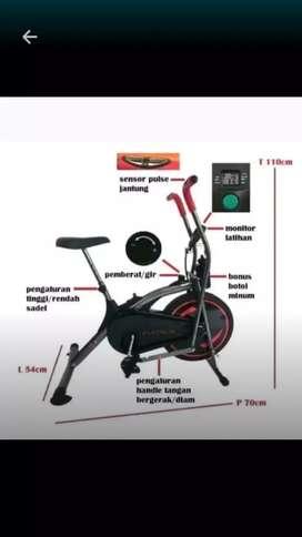 Go sda platinum bike multifungsi