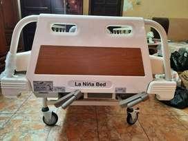 Ranjang Pasien La Nina 2 Crank
