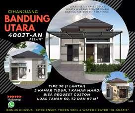 Hunian Eksklusif Custom Di Bandung Utara Asri Strategis Dkt Setiabudi