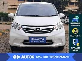 [OLX Autos] Honda Freed 1.5 E A/T 2012 Putih
