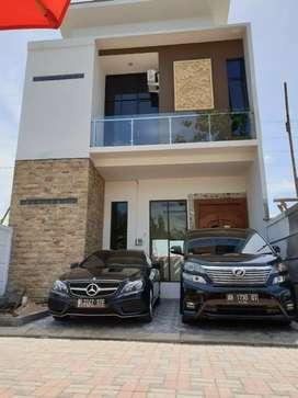 Rumah Mewah Murah Konsep Finlandia Dekat Parangtritis Yogyakarta