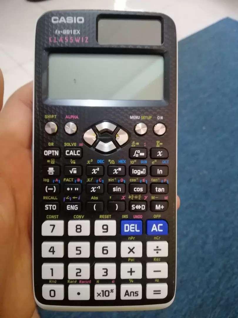 Kalkulator Casio fx 991EX