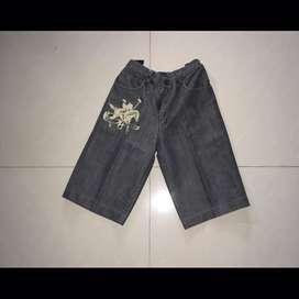 ORIGINAL - Felix The Cat Celana Jeans Pendek Anak
