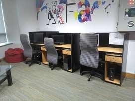 Incubation+Office Space Available