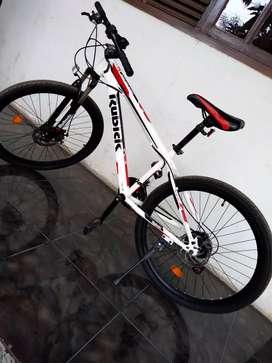 """Sepeda MTB Rubick Rikimaru 6.0 26"""" 21 Speed Mulus"""