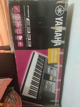 Yamaha PSR E333 61-key Keyboard