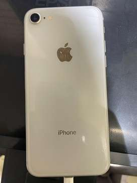 Iphone 8 with 64 GB