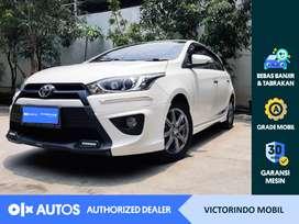 [OLX Autos] Toyota Yaris 2016 1.5 TRD Sportivo A/T Putih #Victorindo