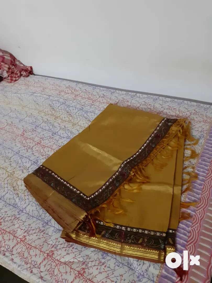 Silk Sari On Sale 0