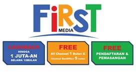 PROMO TERBARU INTERNET WIFI FIRSTMEDIA BULAN MARET 2021