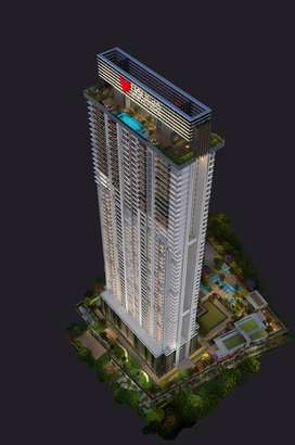 spacious 3 bhk flat for sale in Worli.