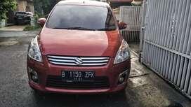 Suzuki Ertiga GX Tahun 2013 Manual Km Low