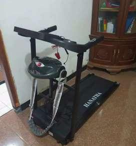 Treadmill elektrik massager Tempurejo