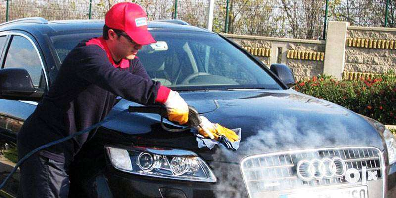 Car Cleaning and Wash Services in RT Nagar at 30 mins at best price. 0