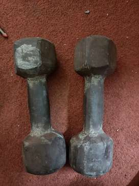 Dumbbells set 3kg each