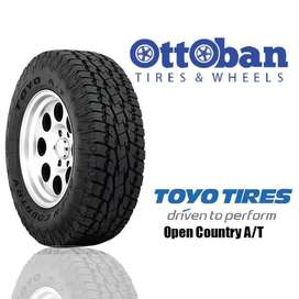 segera miliki ban toyo tires open country AT uk. LT295/75 R16