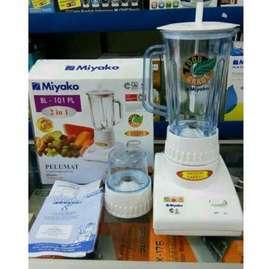 AB Blender miyako 2in1 Gelas plastik BL-101 PL