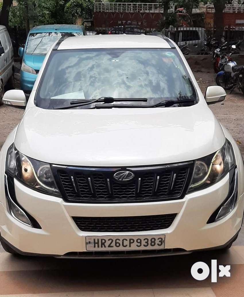 Mahindra XUV500 W8 2WD, 2015, Diesel