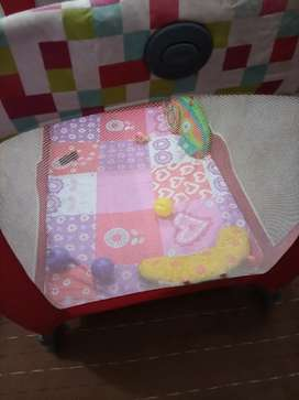Graco playpen. Kids bed ..crib