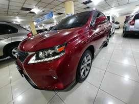 Lexus RX350 (AWD) 2010, Merah Langka!!