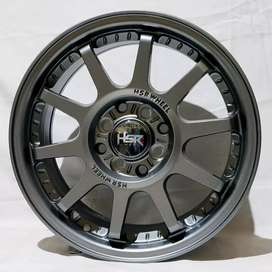 Jual velg Racing Brio, Calya, agya, Mirage, March Ring 15 Bisa credit