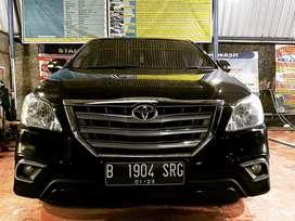 Dijual Innova Diesel tipe V Facelift 2013