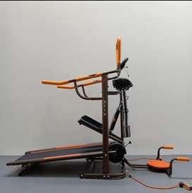 Treadmill manual multifungsi//free kirim