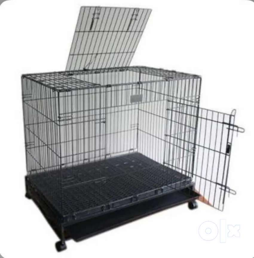 Puppy's cage 0