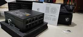 Power supply Gold 850w Full Modular MSI MPG A850GF