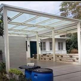 Faris canopy steel#066