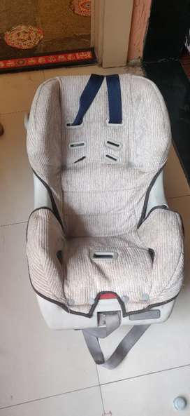 Car Seat - New pads and cushions