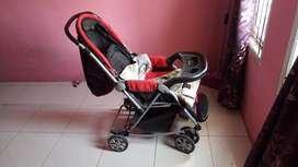 Stroller perlengkapan bayi