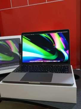 "Macbook Pro 2020 13"" M1 8/256GB MYD82 Ex Dgimap Space Grey Garansi  On"