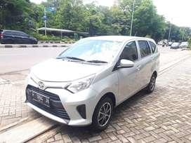Toyota Calya E Manual 2019