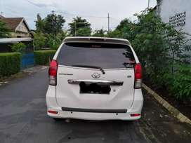 Toyota All New Avanza 2012 1.3G MT
