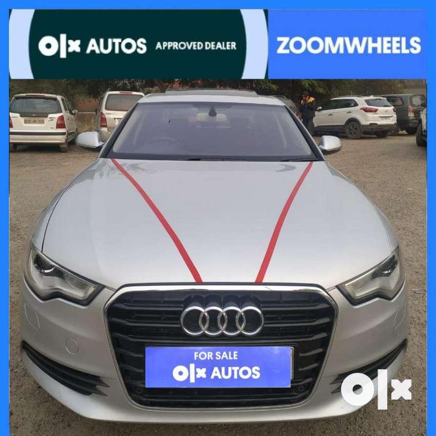 Audi A6 2.0 TDI Premium Plus, 2014, Diesel 0