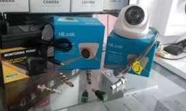 Paket cctv 2mp free pantau di Hp kualitas terjamin mantab paket 2 mp