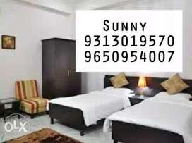 Starts 5000 PG,Single Rooms 1/2/3 BHK In Patel Nagar, Rajender Nagar