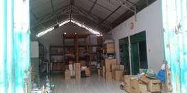 Dijual Gudang Strategis di Cipinang Jakarta Timur