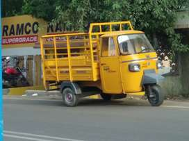 Wanted ape auto driver