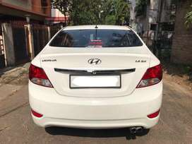 Hyundai Verna Fluidic 1.6 CRDi SX Opt Automatic, 2014, Diesel