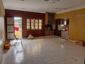 3 bed d d portion for sale at gulshan e iqbal