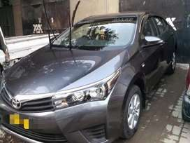 Toyota Corolla 2017 Car for rent (With Driver)