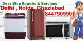 fridge, wahing machine, Ac repsir/service at home