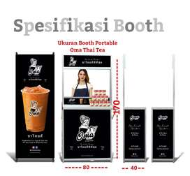 Promo Franchise usaha thai tea kekinian banyak untung