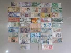 Koleksi mata uang asing